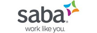 Link and logo of Sponsor SABA of Zukunft Personal Europe
