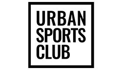 Link und Logo des ZP Europe Featured Exhibitor Urban Sports Club