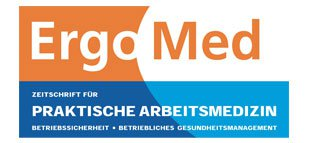 Link und Logo des Medienpartner Corporate HealthErgomed