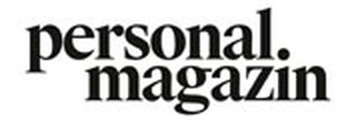 Link and logo of Main media partner Personalmagazin of Zukunft Personal Europe