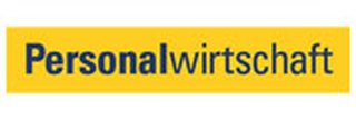 Link and logo of Main media partner Personalwirtschaft of Zukunft Personal Europe